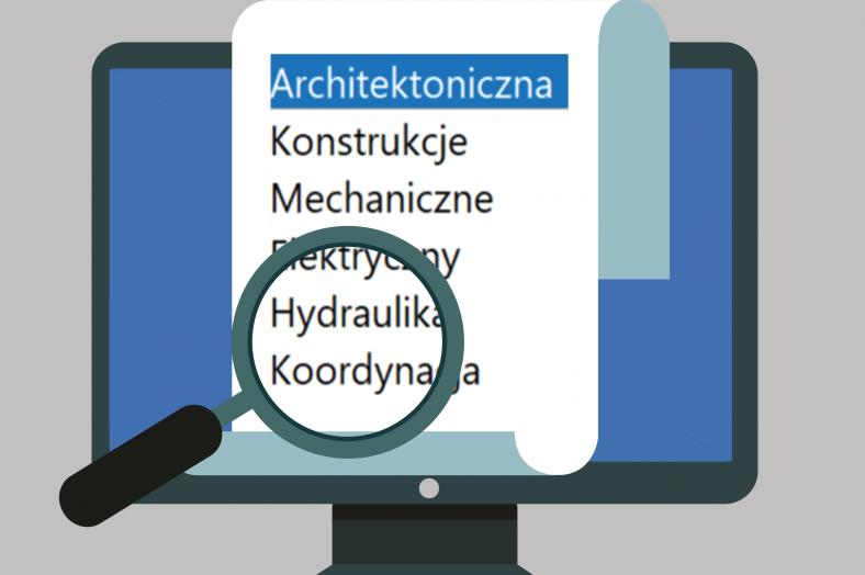 Dziedziny widoku Autodesk Revit