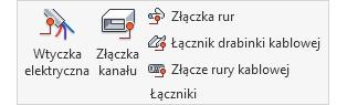 Łączniki w Autodesk Revit